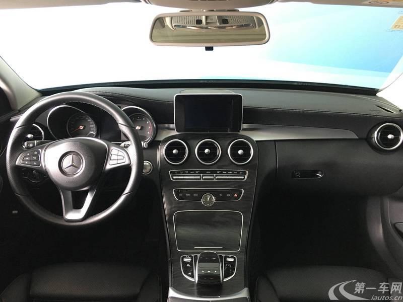 奔驰C级 C200L 2018款 2.0T 自动 运动版 (国Ⅴ)