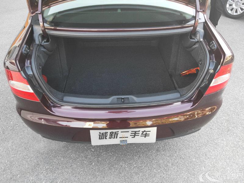 斯柯达昊锐 2009款 1.8T 自动 智雅型 (国Ⅳ)