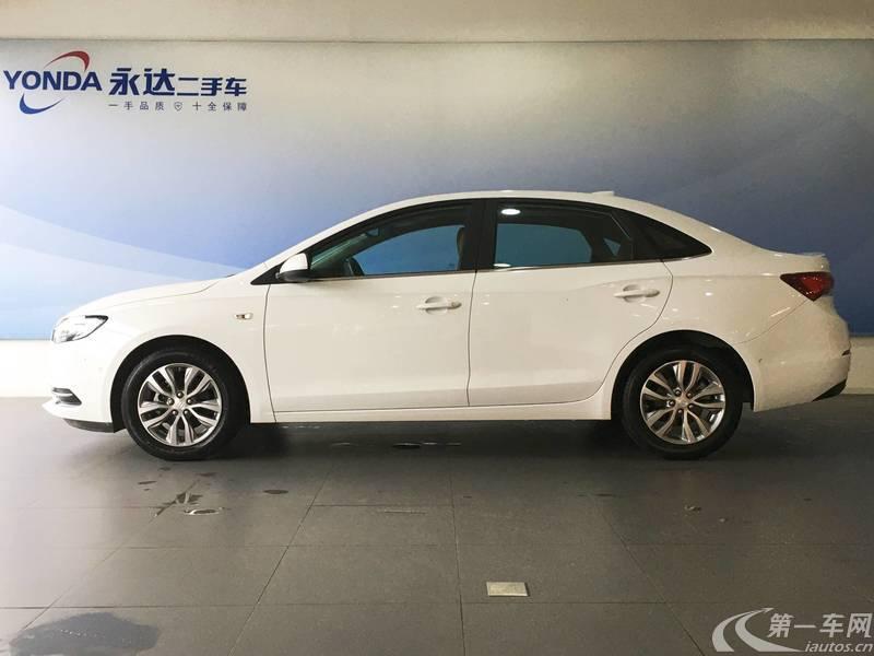 别克英朗GT 2019款 1.3T 自动 互联旗舰型 (国Ⅵ)