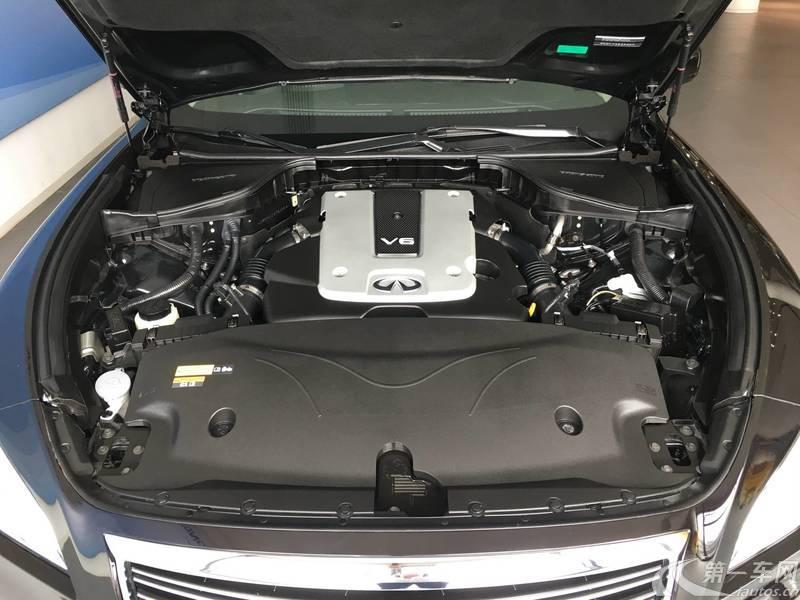 英菲尼迪Q70L [进口] 2013款 2.5L 自动 雅致版