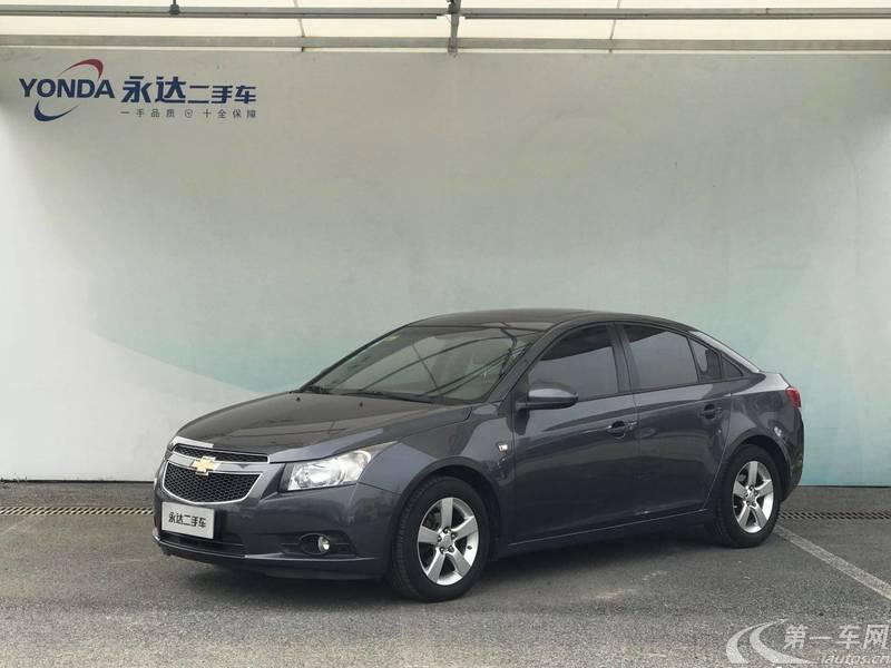 雪佛兰科鲁兹 2012款 1.6L 手动 SE (国Ⅳ)
