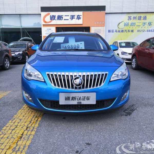 别克英朗XT 2014款 1.6L 自动 舒适型 (国Ⅴ)