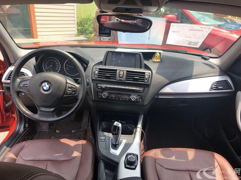 宝马1系 118i [进口] 2013款 1.6T 自动 汽油 改款领先版
