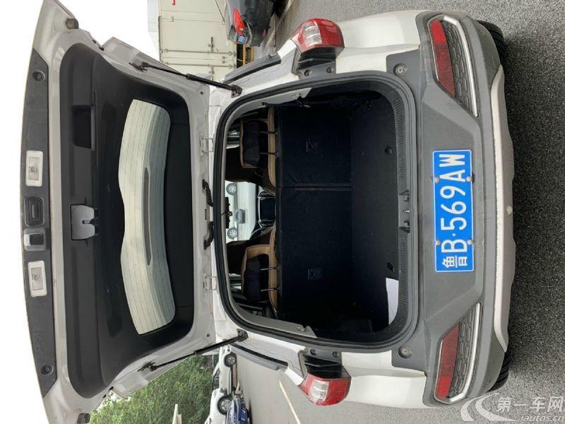 长丰猎豹CS9 2018款 1.5T 自动 劲锐型 (国Ⅴ)