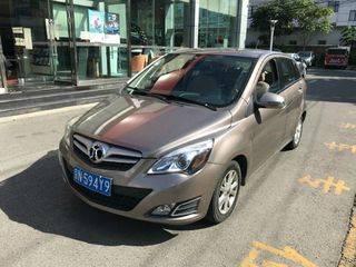 北京汽车E系 1.5L 自动 乐享版