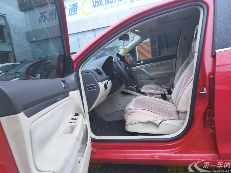 大众速腾 2009款 1.6L 自动 时尚型天窗版 (国Ⅳ)