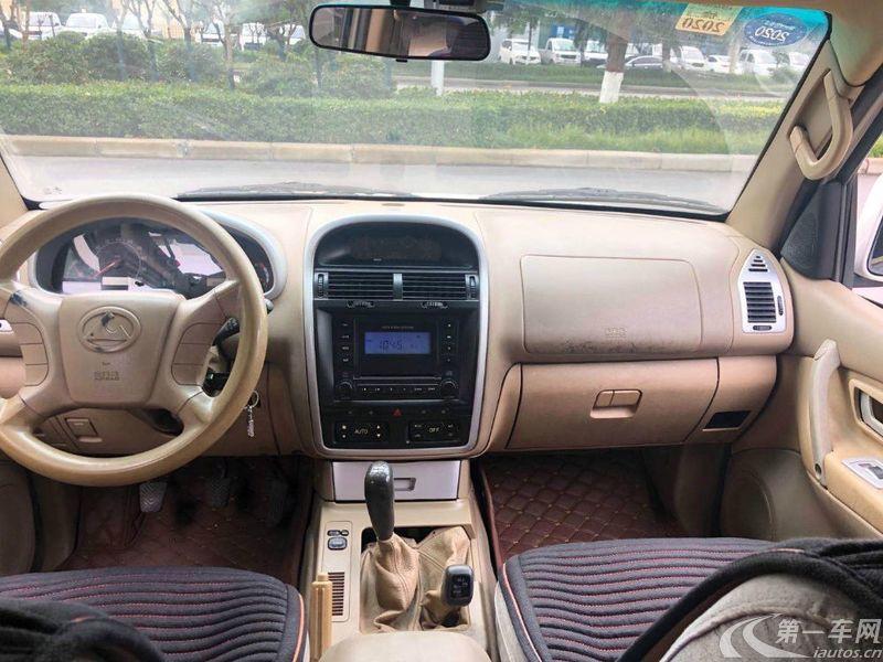 长丰猎豹CS6 2010款 2.4L 手动 四驱 豪华型 (国Ⅳ)