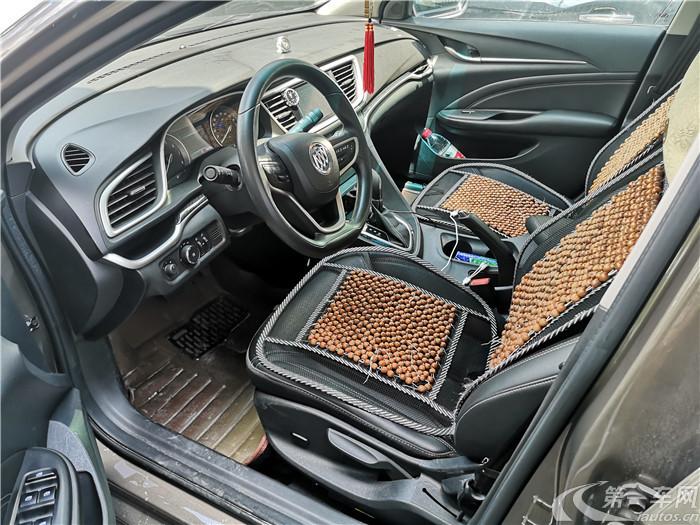 别克英朗GT 2015款 1.4T 自动 18T精英型 (国Ⅴ)