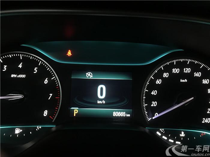 别克英朗GT 2015款 1.5L 自动 15N进取型 (国Ⅴ)
