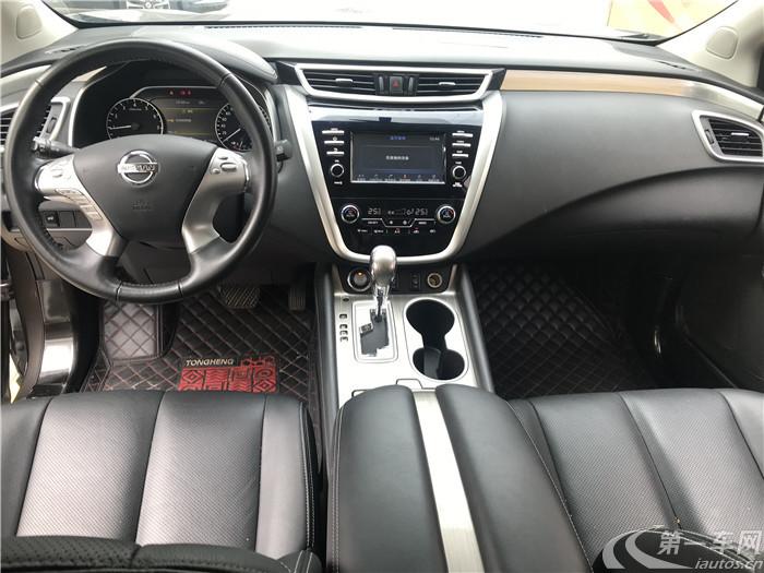 日产楼兰 2017款 2.5L 自动 前驱 XE精英版 (国Ⅴ)