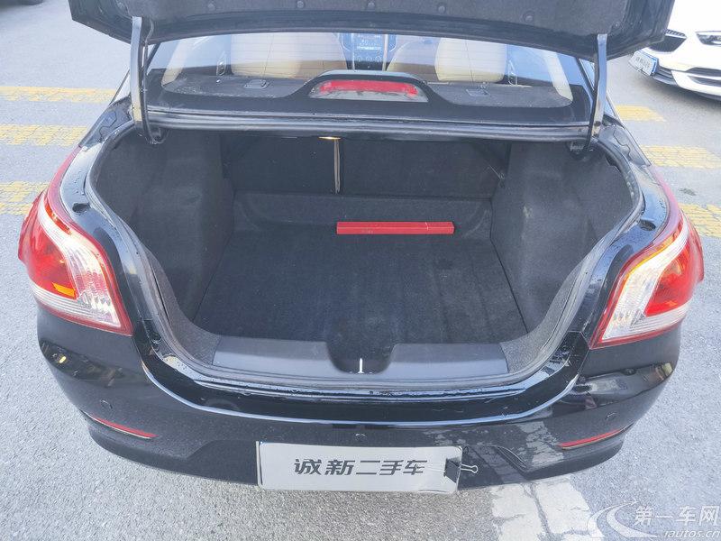 宝骏630 2013款 1.5L 手动 标准超值版 (国Ⅳ)