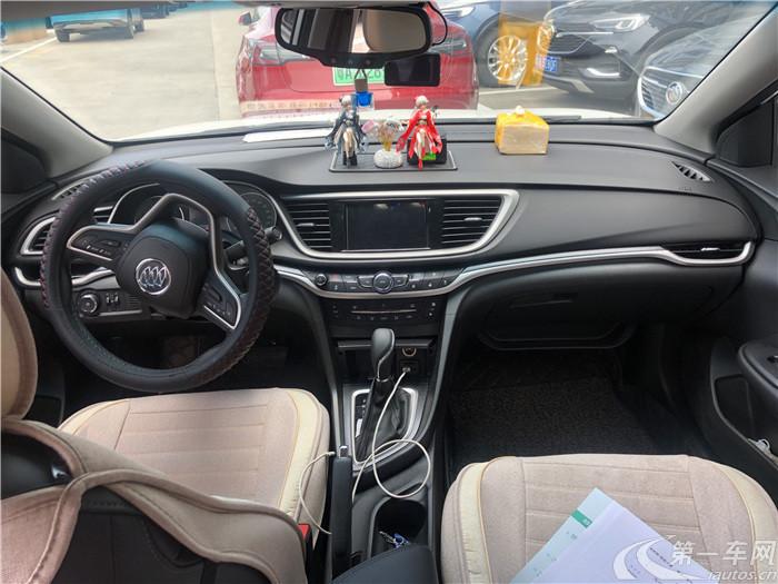 别克英朗GT 2019款 1.0T 自动 15T进取型 (国Ⅵ)