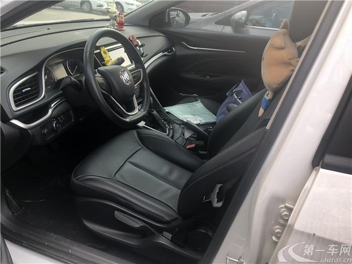 别克英朗GT 2016款 1.5L 自动 15N豪华型 (国Ⅴ)