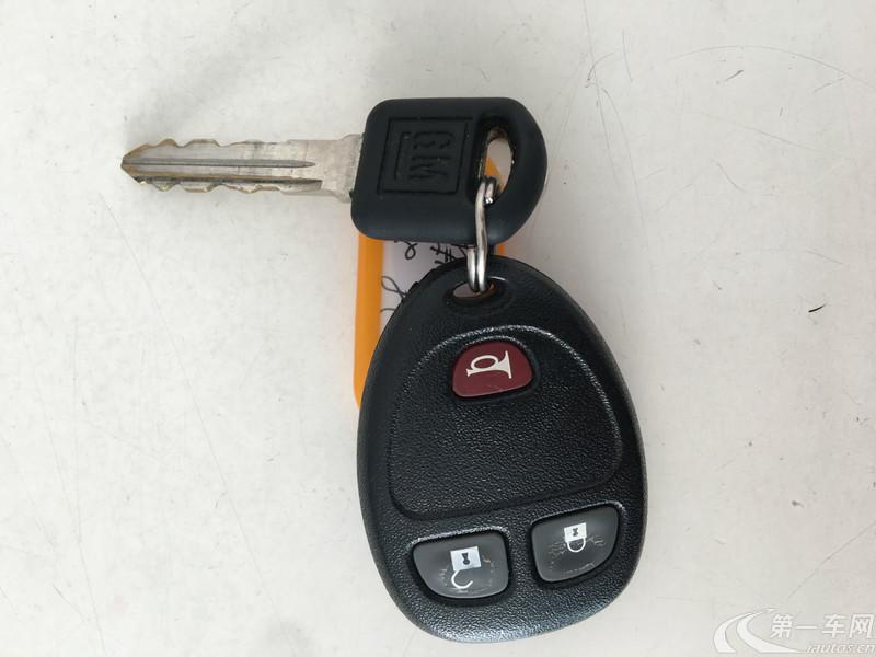 别克GL8 2014款 2.4L 自动 7座 舒适版 (国Ⅳ)