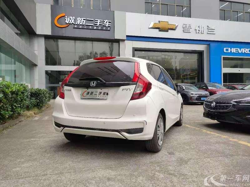 本田飞度 2018款 1.5L 自动 5门5座两厢车 舒适天窗型 (国Ⅴ)