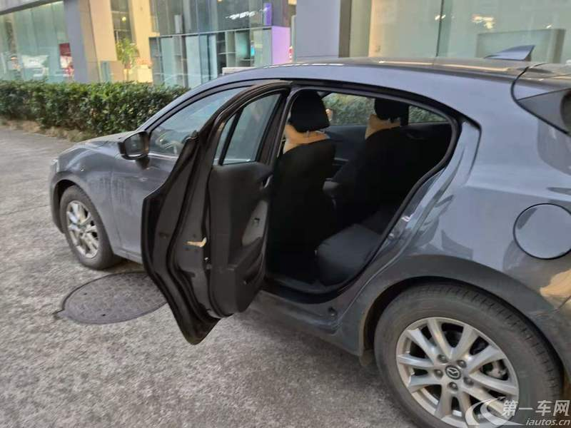 马自达3昂克赛拉 2017款 1.5L 手动 5门5座两厢车 舒适型 (国Ⅴ)