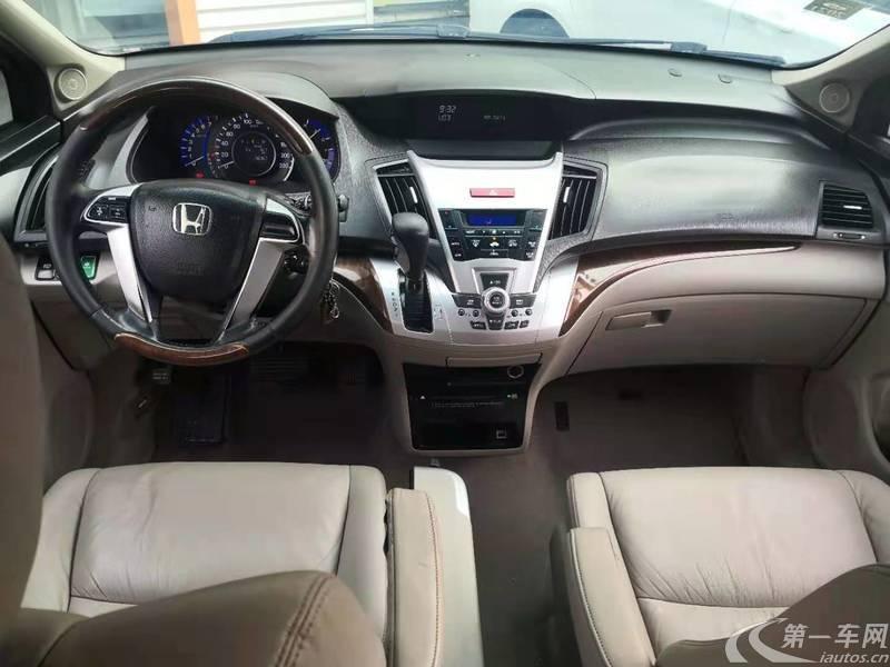 本田奥德赛 2013款 2.4L 自动 7座 舒适版 (国Ⅳ)