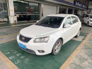 帝豪EC7 RV 1.5L 手动 精英型