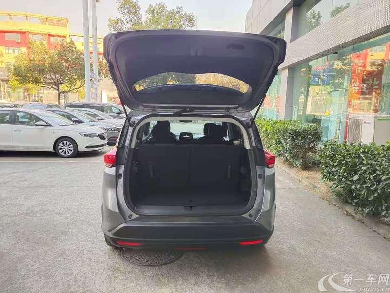 雪佛兰沃兰多 2018款 1.3T 自动 530T劲享版 (国Ⅴ)