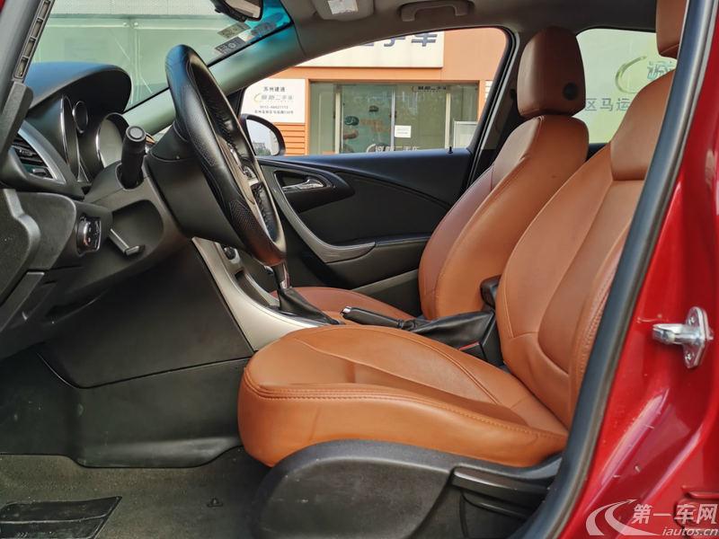 别克英朗GT 2011款 1.6T 自动 时尚运动型真皮版 (国Ⅳ)