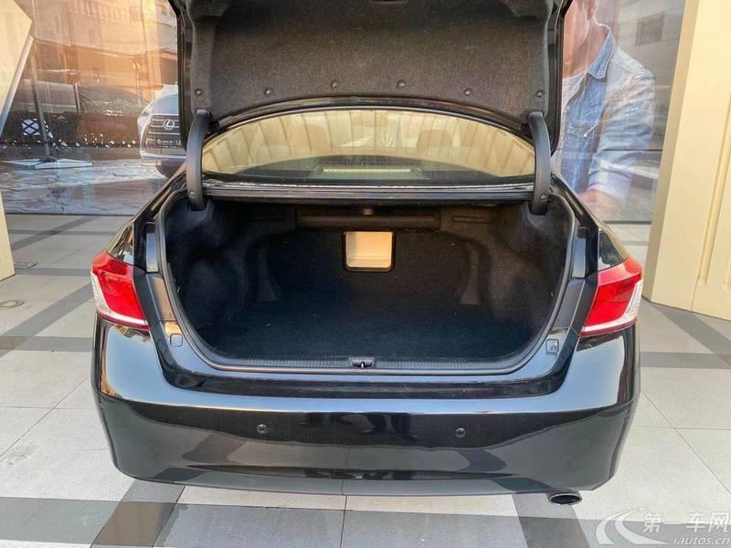 雷克萨斯ES 240 [进口] 2010款 2.4L 自动 豪华版