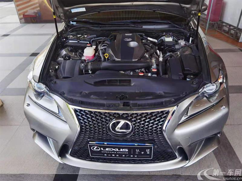 雷克萨斯IS 200t [进口] 2015款 2.0T 自动 汽油 F-SPORT