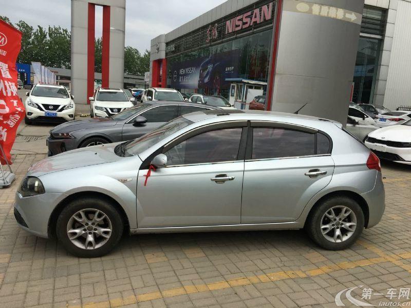中华骏捷FRV 2010款 1.3L 手动 舒适型 (国Ⅳ)