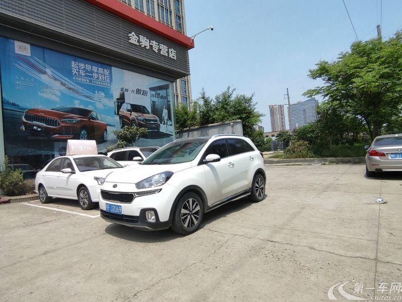 长安欧尚 2016款 1.5L 手动 标准型 (国Ⅴ)