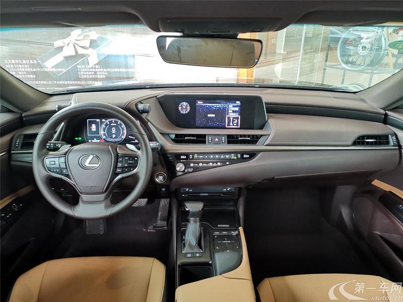 雷克萨斯ES 200 [进口] 2020款 2.0L 自动 卓越版
