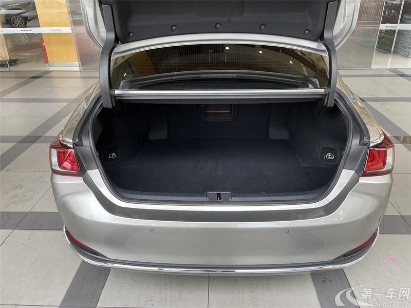 雷克萨斯ES 200 [进口] 2020款 2.0L 自动 豪华版