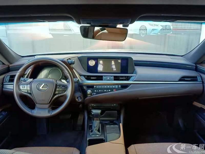 雷克萨斯ES 300h [进口] 2020款 2.5L 自动 卓越版