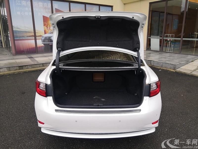 雷克萨斯ES 200 [进口] 2015款 2.0L 自动 精英版