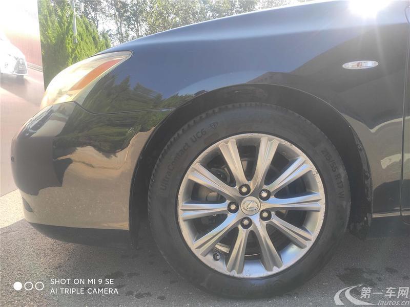 雷克萨斯ES 350 [进口] 2006款 3.5L 自动 豪华型