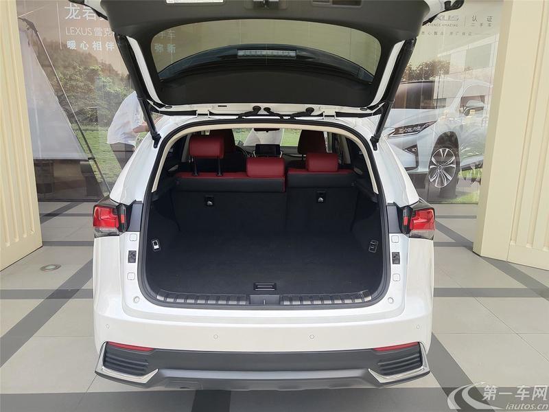 雷克萨斯NX 300h [进口] 2020款 2.5L 自动 锋尚版 (国Ⅵ)