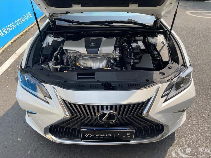 雷克萨斯ES 200 [进口] 2018款 2.0L 自动 卓越版 (国Ⅴ)