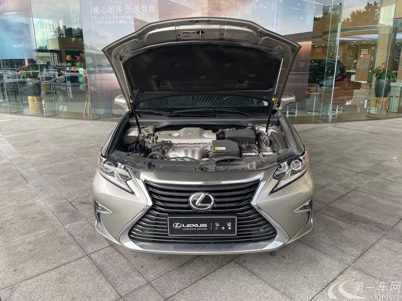 雷克萨斯ES 250 [进口] 2015款 2.5L 自动 典雅版 (欧Ⅳ)