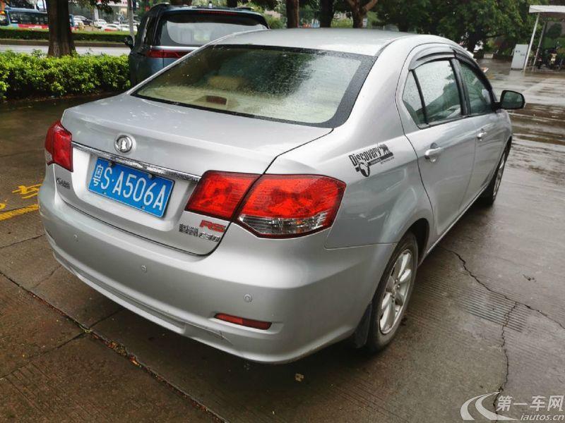 长城腾翼C30 2012款 1.5L 自动 豪华型 (国Ⅳ)